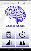 Screenshot of Kokotoa - Math For the Brain