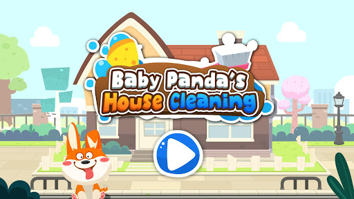 Baby Panda' s House Cleaning  screenshots 6