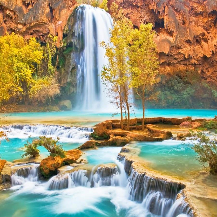 Niagara Falls Waterfall Wallpaper Magic Waterfall Live Wallpaper Android Apps On Google Play
