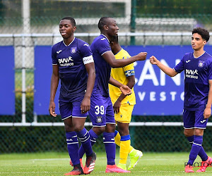 Anderlecht in tweede uur tegen STVV met enkele opvallende spelers: 17-jarige kapitein, Gerkens maakt comeback, Takidine scoort
