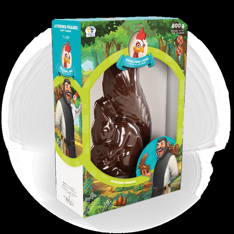Chocolat L'écureuil