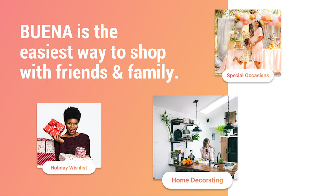 BUENA - Your Online Shopping Companion