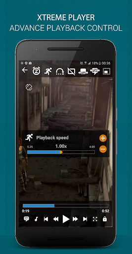 XPlayer HD Media Player  screenshots 5