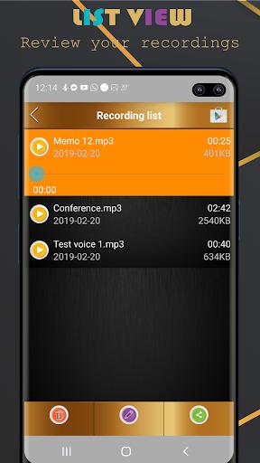 Download Voice Recorder Pro - Audio recorder on PC & Mac
