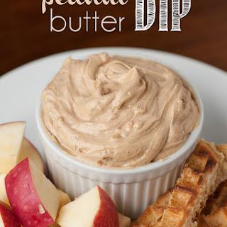 Peanut Butter Dip