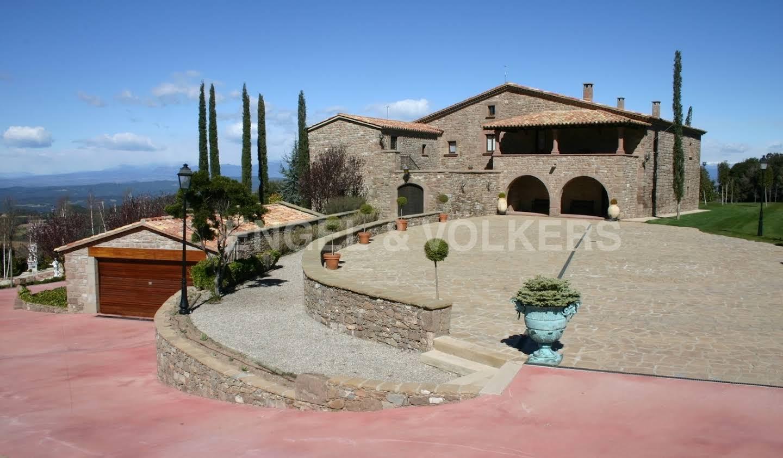 Maison avec piscine et terrasse L'Estany