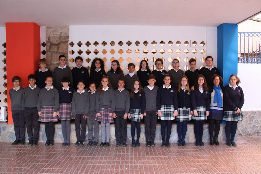 Almería. Compañía de María, 6ºA