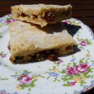 Dried Fruit Shortbread Recipes