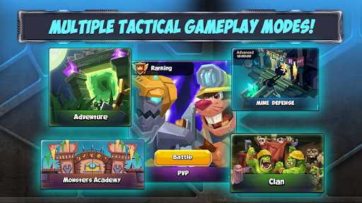 Tactical Monsters Rumble Arena -Tactics & Strategy 1.18.4 screenshots 14