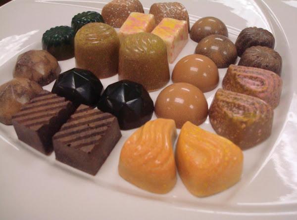 Passion Fruit Ganache (for Filling Chocolates) Recipe