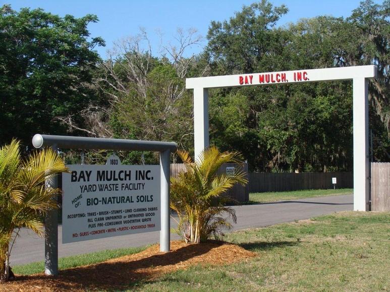 Bay Much Inc. sign