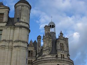Photo: Le château de Chambord.