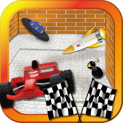 赛车游戏の迷路レース LOGO-記事Game