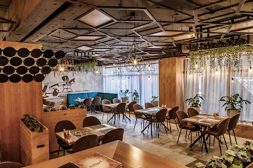 Ресторан У Ханумы