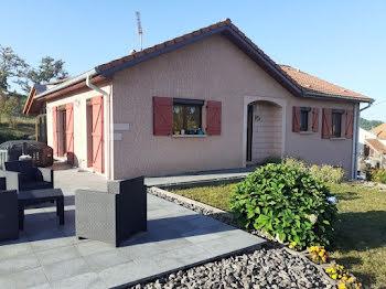 maison à Vieux-Moulin (88)