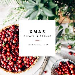 Christmas Treats & Drinks - Winter Holiday item