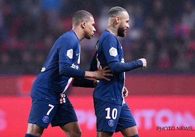 Paris Saint-Germain start gesprekken met Neymar en Kylian Mbappé over contractverlenging