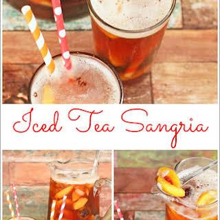Ice Tea Sangria.