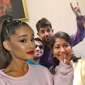 Selfie With Ariana Grande icon