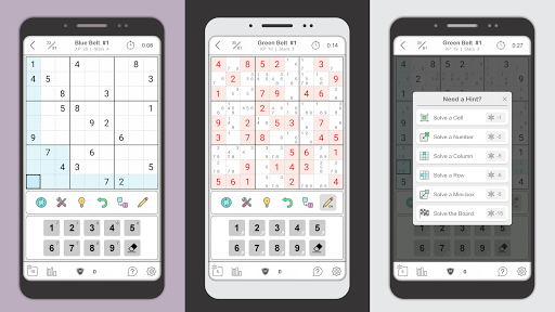 Sudoku Ninja u2013 For Sudoku Grandmasters 3.4.64 screenshots 11