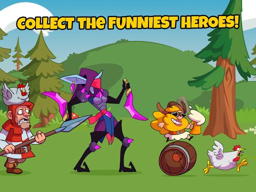 What The Hen: Enter The Dragons! 2.6.0 screenshots 9