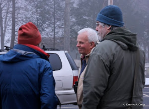 Photo: B. Brace, J. Bordman, and M. Reed