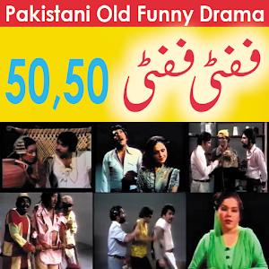 50 50 Pakistani Funny Drama