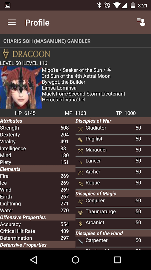 CK FFXIV Companion - screenshot