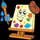 Jogos para colorir icon