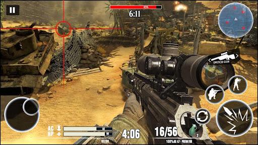 Desert Sniper 3D: Battleground Battlefield! 1.1 {cheat|hack|gameplay|apk mod|resources generator} 5