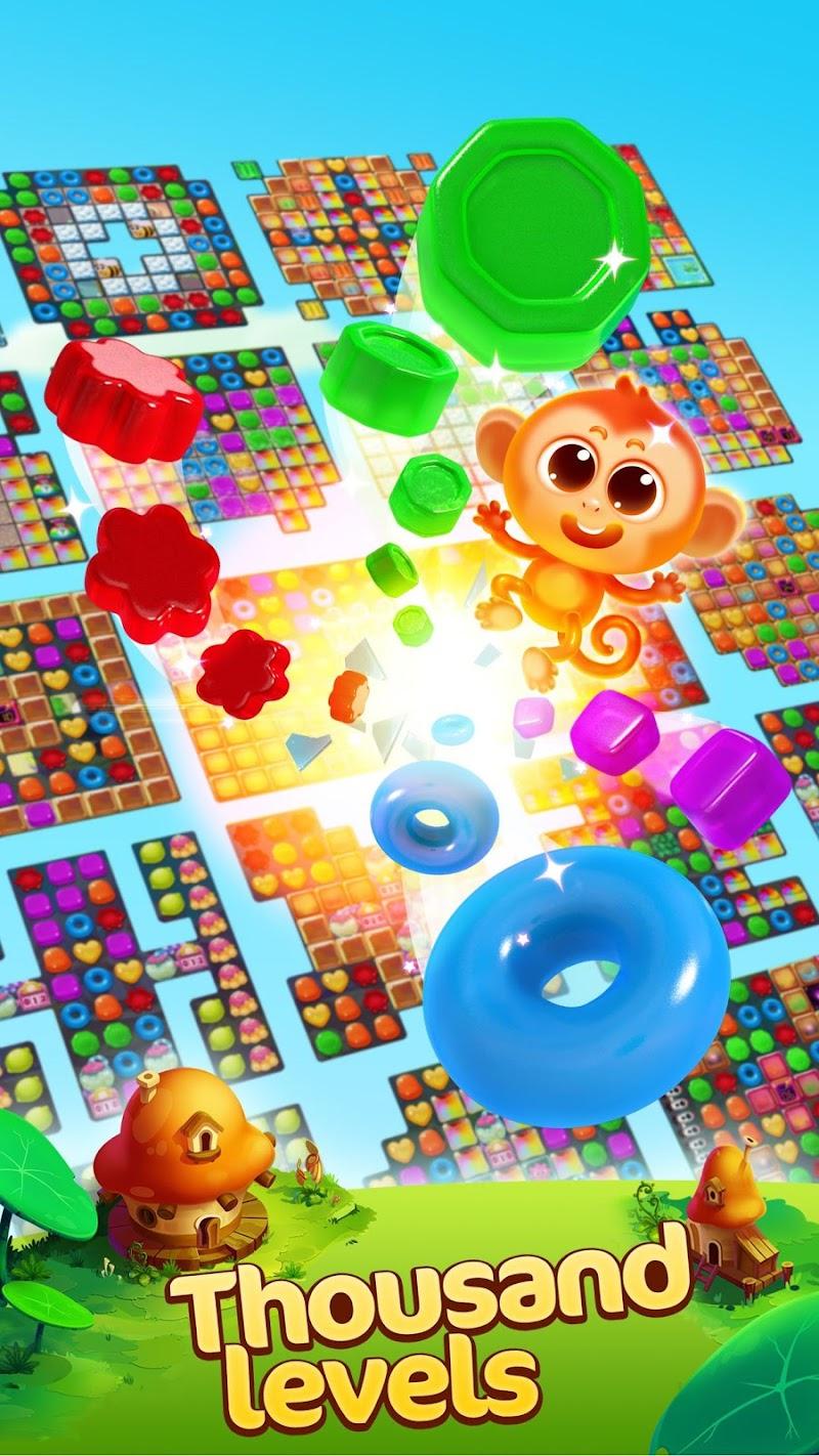 Jellipop Match Screenshot 2