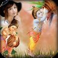 Janmashtami Photo Frame : Krishna Photo Frame icon