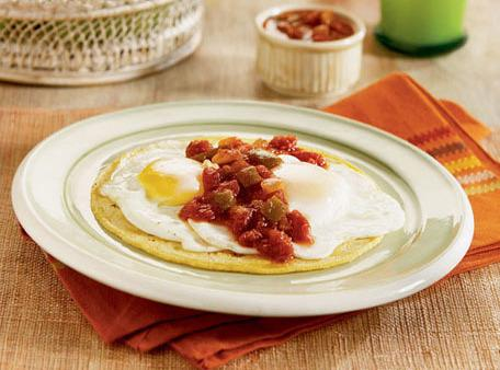 Spring Hill Ranch's Huevos Rancheros Tradicional Recipe