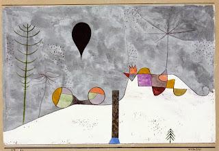 "Photo: Paul Klee, ""Immagine invernale"" (1930)"