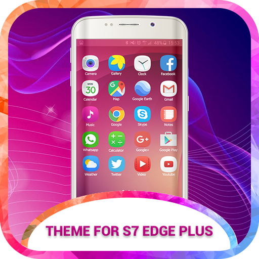 Theme and launcher for S7
