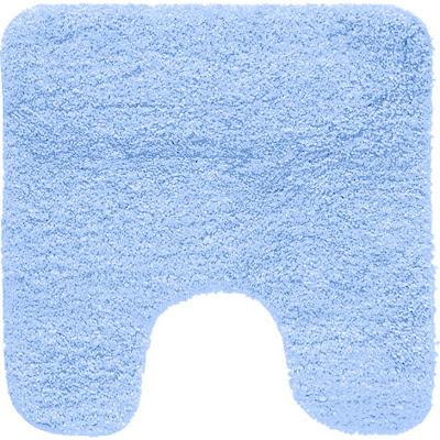 Коврик для туалета Spirella  Gobi светло-голубой 55х55 см