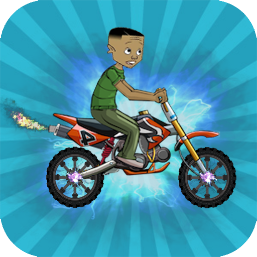 The crazy lil drive motobike ron
