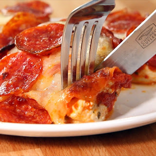 Pizza Baked Chicken