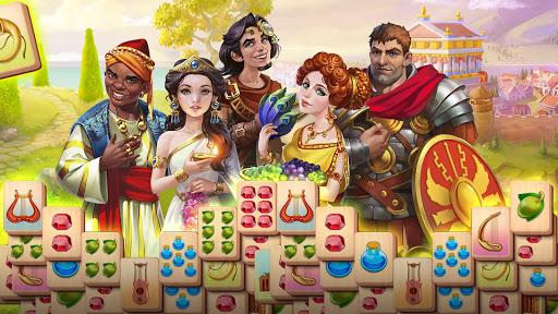 Emperor of Mahjong: Match tiles & restore a city filehippodl screenshot 23