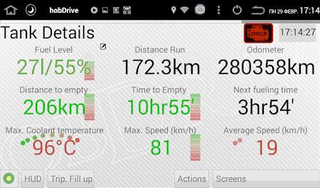 HobDrive Demo (OBD2 ELM diag) 1.4.23 screenshot 606388