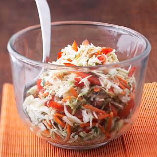 Asian Coleslaw Recipe