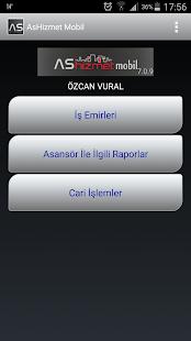 AsHizmet Mobil Modülü - náhled
