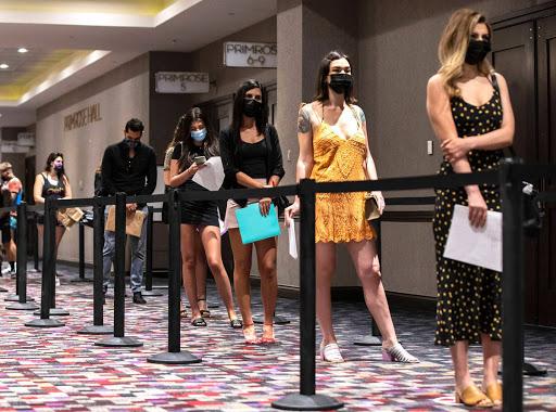 Las Vegas Casinos Hold Job Fairs as Economy Gains Steam