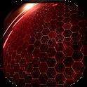 Honeycomb Live Wallpaper icon