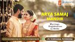 Book Arya Samaj Mandir in Delhi for Instant Marriage, Call9310044466