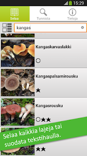 Sieniopas sienikirja- screenshot thumbnail