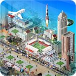 TheoTown City Simulation 1.5.92 (Mod Money)