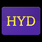 Tải Hyderabad Metro Map miễn phí