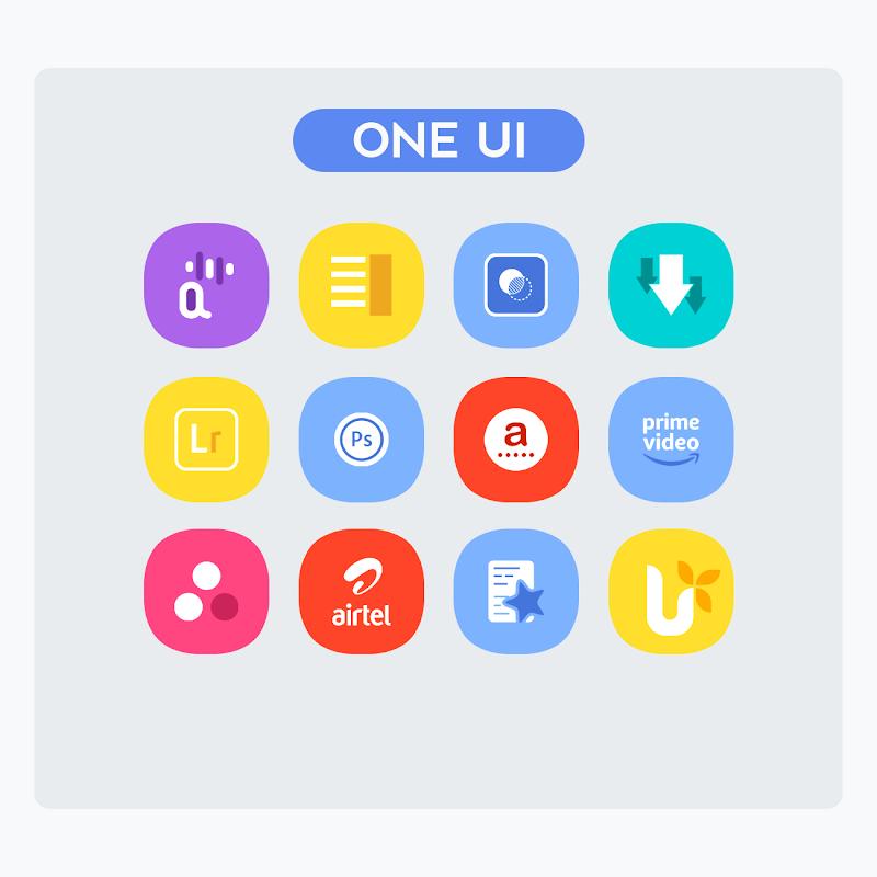 OneUI - Icon Pack : S10 Screenshot 5