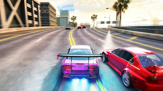Need for Speed: NL a Corridas Screenshot